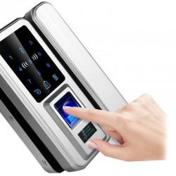 Zamek elektroniczny do drzwi szklanych na odcisk palca DG33F